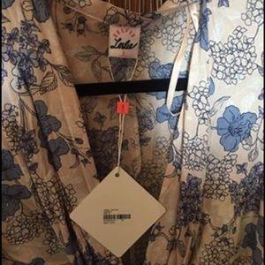 Dresses - Floral Maxi dress